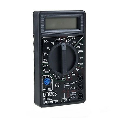 DIGITAL LCD MULTIMETER VOLT OHM AC DC Volt Multi Meter