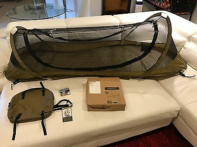 New Catoma IBNS (BedNet System) Coyote Brown military pop-up adventure shelter