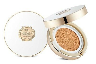 [The Face Shop] CC Intense Cover Cushion SPF50+ PA+++ 15g - MIRACLE FINISH