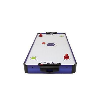 NEW Sport Squad HX40 Electric Powered Air Hockey Table Portable Easy Assembly