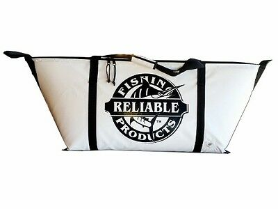 Fish Cooler Carry Bag 20 x 48 Reliable Fishing Products Kill Bag Model RF2048