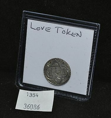 West Point Coins ~ Love Token on 1892 Dime