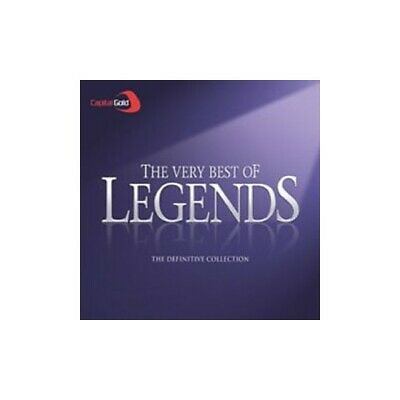 Various Artists - Capital Gold: The Very Best of Le... - Various Artists CD WAVG