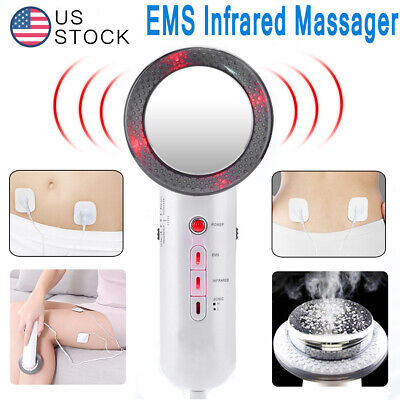 EMS Cavitation LED Body Fat Remove Burning Slimming Loss Weight Beauty Machine