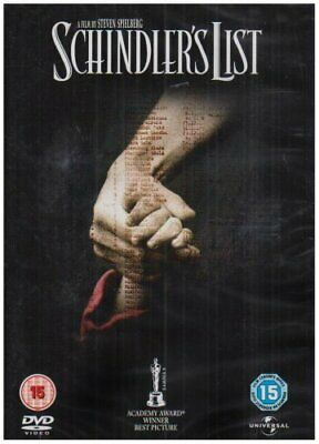 Schindler's List - Special Edition [DVD] (1993) - DVD  WOVG The Cheap Fast Free