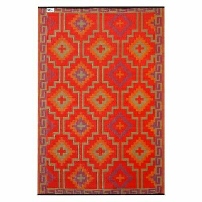 NEW FAB Rugs Lhasa Plastic Outdoor Rug