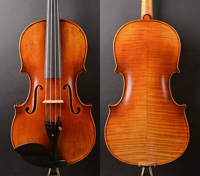 "A T20 Viola 15.75"" G.B.Guadagnini 1785 Copy,Oil varnish,Extra Deep"