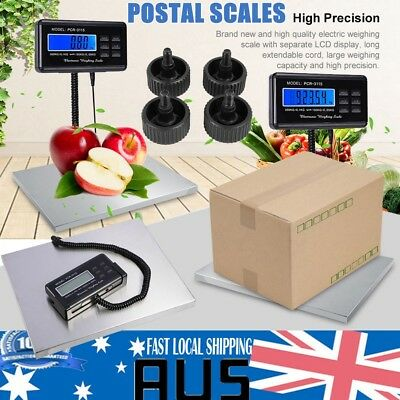 300KG Electronic Digital Scale Commercial Platform Postal Weight Business Scales