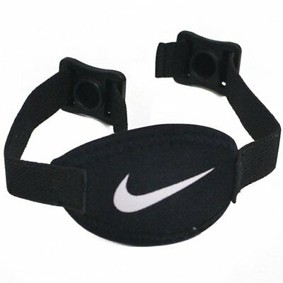 NIKE Baseball Bike Neoprene Fully Adjustable Chin Strap , Black
