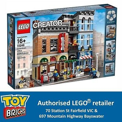 LEGO Detective's Office 10246 (FREE Shipping)