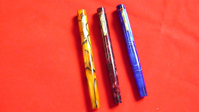 Ranga Handmade Colour Acrylic Fountain Pen Model 7B
