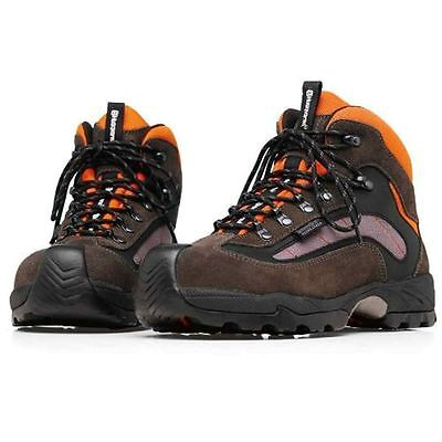 New Husqvarna Technical Leather Chainsaw Boots All Sizes