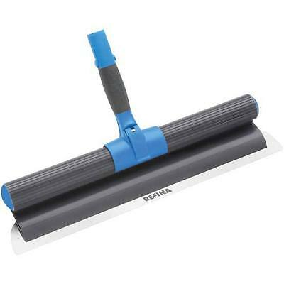 Refina Skimming Spatula- Rule 20 inch stainlees steel roll top