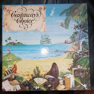 "READERS DIGEST - VINYL BOX SET 8 x 12"" LP's "" CASTAWAYS CHOICE"""