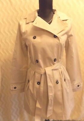 Zara coat mac style 13-14 years or size S new