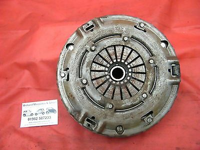SMART CAR 452 ROADSTER 03-07 - 698/700cc CLUTCH & FLYWHEEL REF:SR14