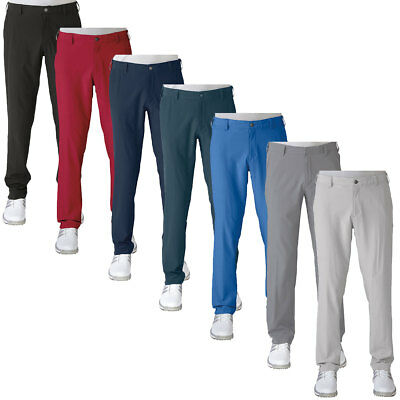 Adidas Golf 2016 Mens Ultimate Tapered Fit Pant Water Resistant Stretch Trousers