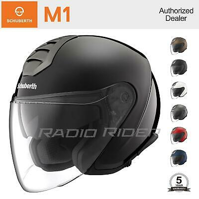 NEW Schuberth M1 Motorcycle Tour Jet Helmet | All Sizes & Colors | Free Shipping