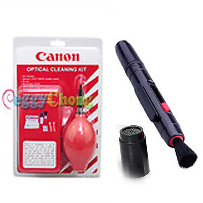 7 in 1 PRO Optical Lens Cleaning kit + Lens Cleaning Pen Cleaner Set for Canon
