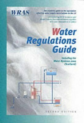Water Regulations Guide - Laurrie Young - New Paperback Book