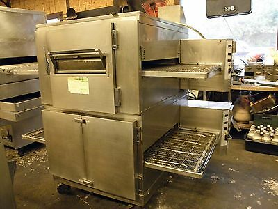 "Lincoln Impinger 1000 Hp Series 32"" Conveyor Natural Gas Pizza Conveyor Oven"