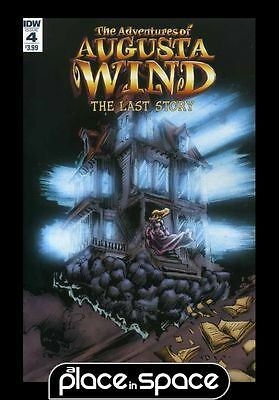 Adventures Of Augusta Wind: Last Story #4A (Wk45)