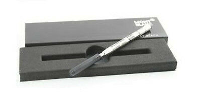 Montblanc  Ballpoint Refill  Mystery Black  Broad  Point New In Box105148