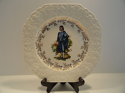 Lord Nelson Pottery Blue Boy Plate