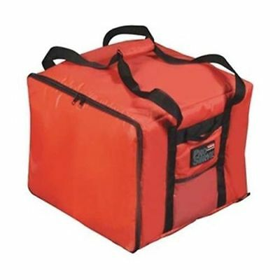 Rubbermaid FG9F3800RED Pizza Delivery Bag FG3800 *NEW