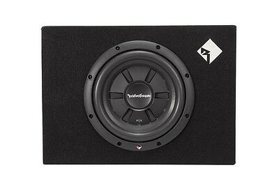 "Rockford Fosgate R2S-1X10 10"" Prime R2S Shallow Loaded Enclosure"