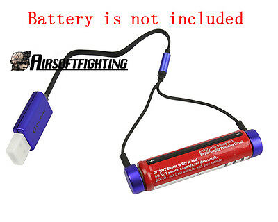 Olight UC Magnetic USB Charger For 16340 18650 26650 Lithium and NiMH Battery
