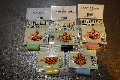 Maple Leaf Monster Hop Up Rubber 50, 60, 70, 75, 80 Degree Marui G&P FREE Ship
