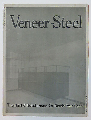 Veneer-Steel, The Hart & Hutchinson Co., New Britain, Conn. - Toilets, Shower