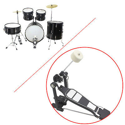 M1 Drum Pedal Wool Felt Stainless Steel Handle Musical Instrument Accessory Hot