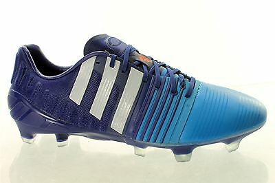 adidas Nitrocharge 1.0 FG M19052 Mens Soccer Cleats~Firm Ground~UK SELLER