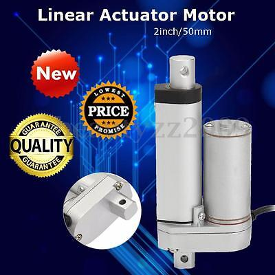 Adjustable 900N 12V Linear Actuator Motor Electric Industry Heavy Duty Lifting