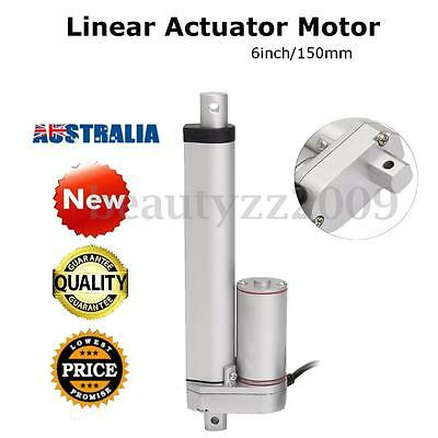 12V 900N Linear Actuator Motor Adjust Electric Industry Heavy Duty Lifting 150mm