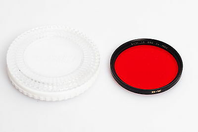 B+W 58mm Red Filter 090 5x MRC