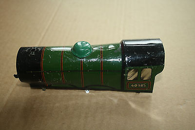 A beautiful  OLD TINPLATE TOY as a  DESK or BOOKCASE ORNAMENT Hornby 'O' gauge k