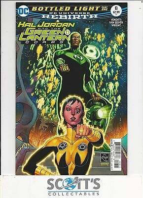 Hal Jordan And The Green Lantern Corps  #8  New  (Bagged & Boarded) Freepost