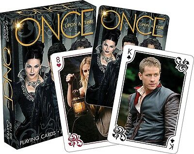 Once Upon A Time scenes set of 52 playing cards (+ jokers)  (nm 52392)