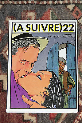 RECUEIL ( A SUIVRE ) N° 22. Comme neuf.