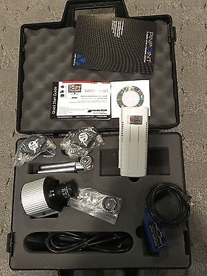 Arecont Vision AV2105DN camera with case, cords and accessories