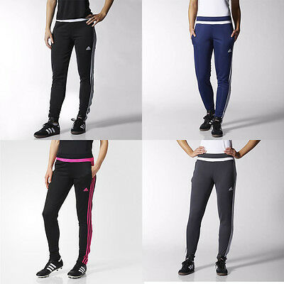 NEW Adidas Tiro 15 Women's Training Pants Climacool / Soccer 4 Colors S / M / L