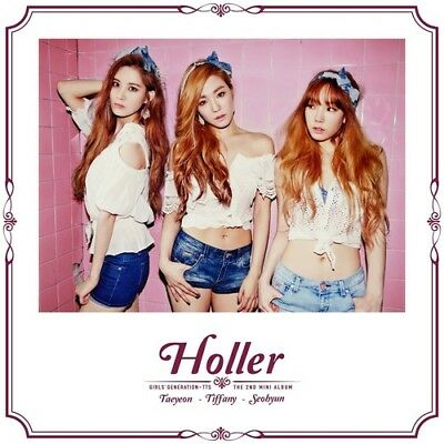 Girls' Generation - Holler (2nd Mini Album) [New CD] Asia - Import