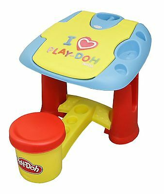 Play-Doh My First Desk with Accessory Pack (20 Pieces)