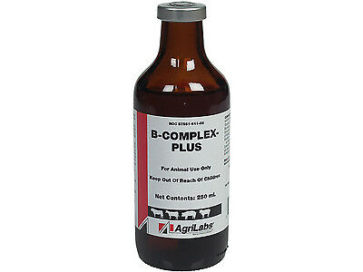 B Complex Plus for Cattle, Swine and Sheep 250 ml