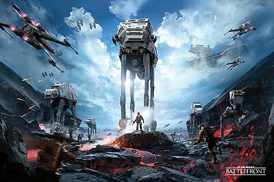 Star Wars Battlefront (War Zone) - Maxi Poster - 61cm x 91.5cm - PP34021 - 469