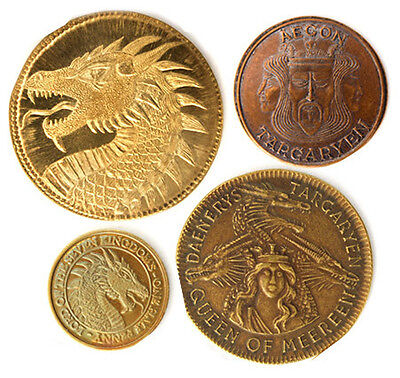 House Targaryen set of 4