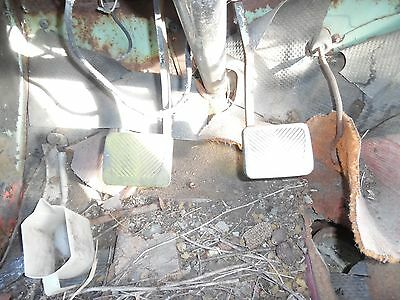 61 62 63 64 65 66 67 68 Dodge Pickup Panel Truck Clutch Brake Pedal Swing Arms